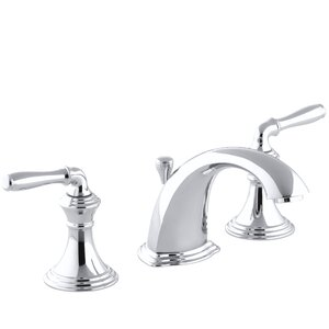 Devonshire Standard Bathroom Faucet with Drain Assembly