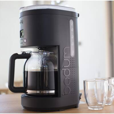 7e187daa7273 NuWave 8-Cup Bruhub Single Serve Coffee Maker