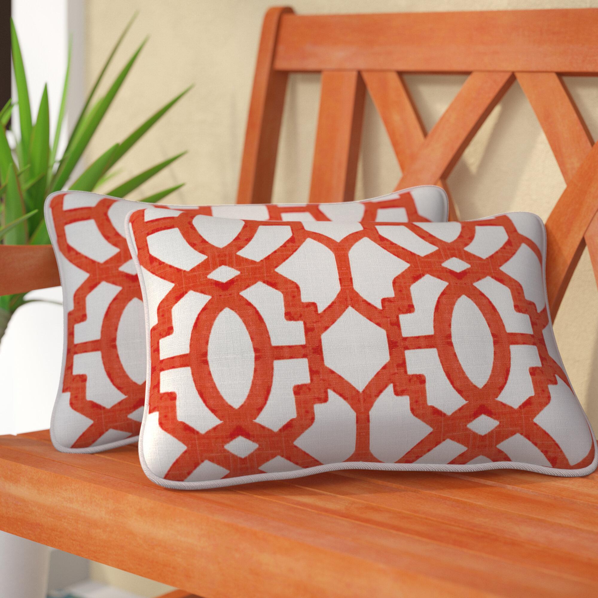 striped white black tan blue lapland pillow lumbar outdoor yellow pillows navy stripe and