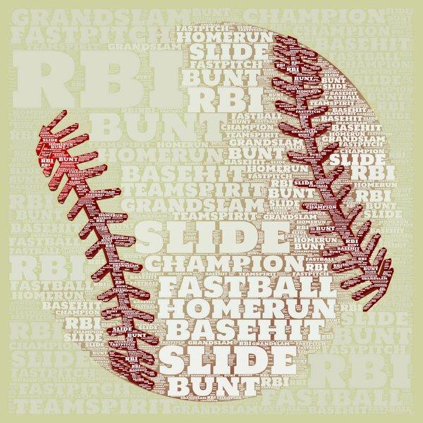 Mlb Baseball Wall Decor | Wayfair