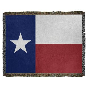 July 4th Rustic Star Red White And Blue Flag Pillow Americana Good Heat Preservation