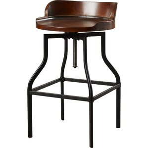 Stinson Adjustable Swivel Bar Stool  sc 1 st  Joss \u0026 Main & Bar Stools \u0026 Counter Stools | Joss \u0026 Main islam-shia.org