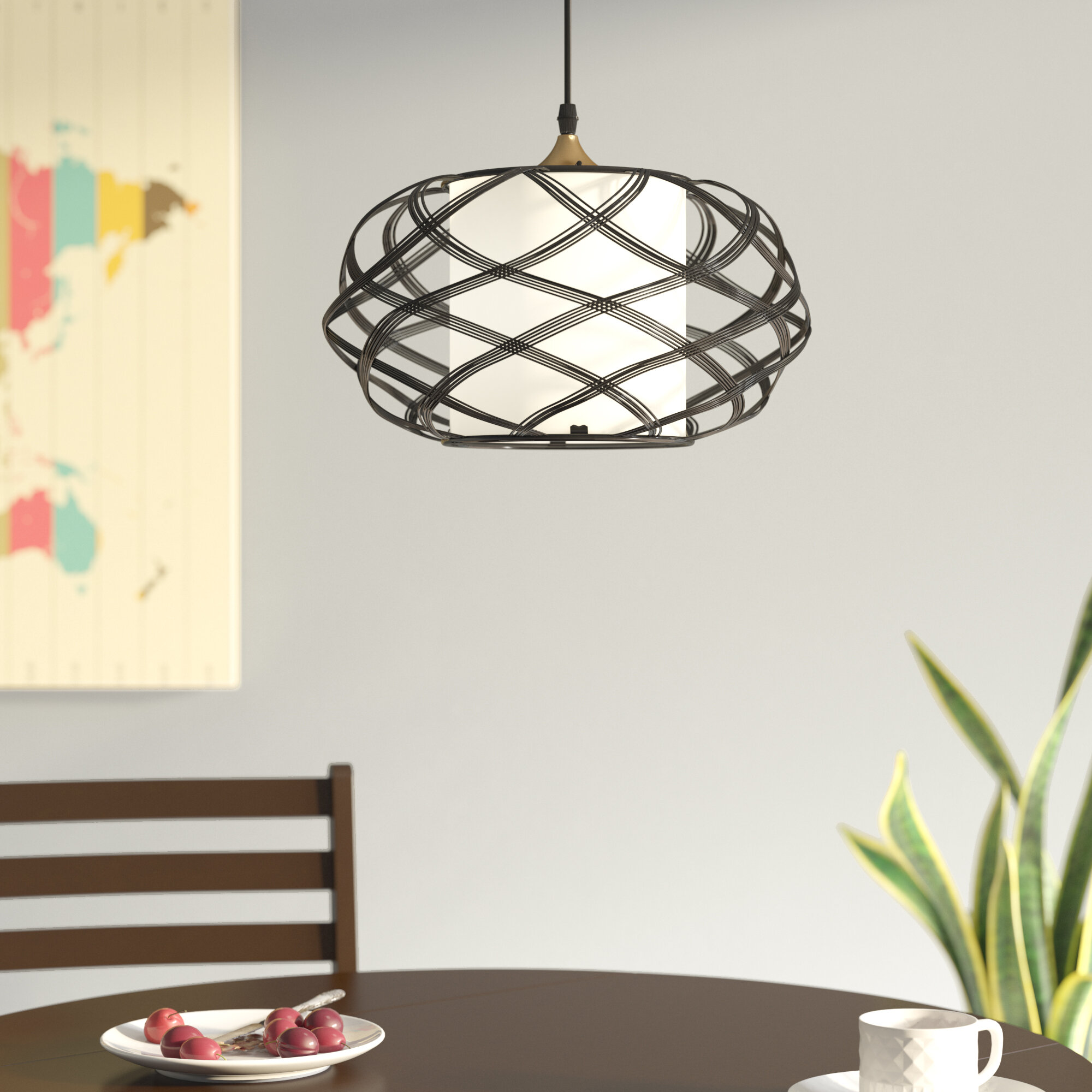 Clitherall 1-Light Pendant