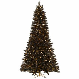 save off e7dd6 80fbf Large Pre-Lit Christmas Trees You'll Love | Wayfair.ca