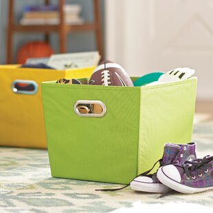 Ordinaire Lime Green Storage Bins | Wayfair