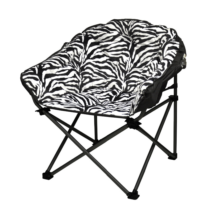 Merveilleux Idea Nuova Urban Shop Zebra Lounge Chair U0026 Reviews | Wayfair