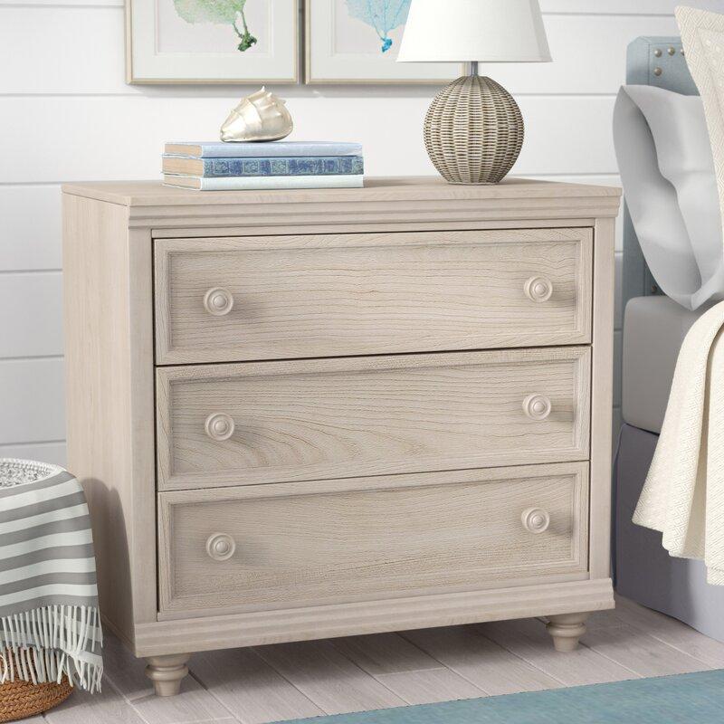 3 Drawer Dresser Storkcraft Aspen Combo