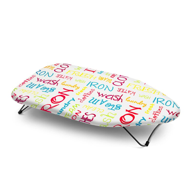 Delightful Mini Table Top Ironing Board