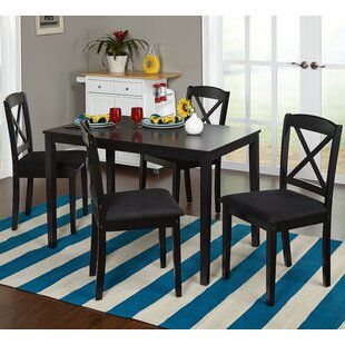scarlett 5 piece dining set - Dining Table And Chair Set