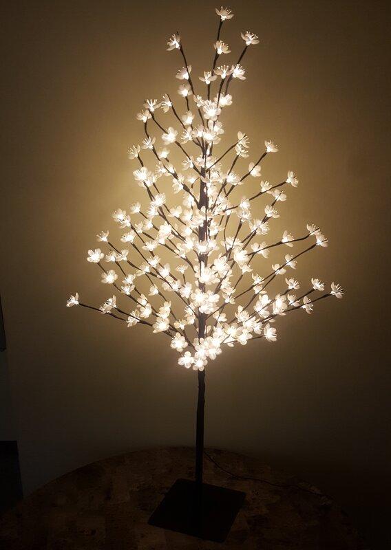 outdoor blossom tree led lights. outdoor 200 warm led lights cherry blossom tree led t