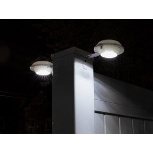 Solar Outdoor Accent 4 Light Led Flood Set Of 8