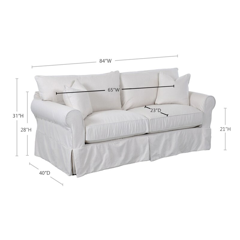 Wayfair Custom Upholstery™ Felicity Sleeper Sofa & Reviews | Wayfair
