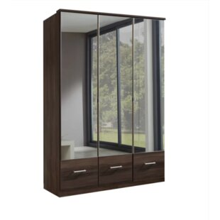 reputable site c6fdf c478a Self Assembly Wardrobes Mirror | Wayfair.co.uk