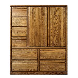 8 Drawer Armoire by Forest Designs