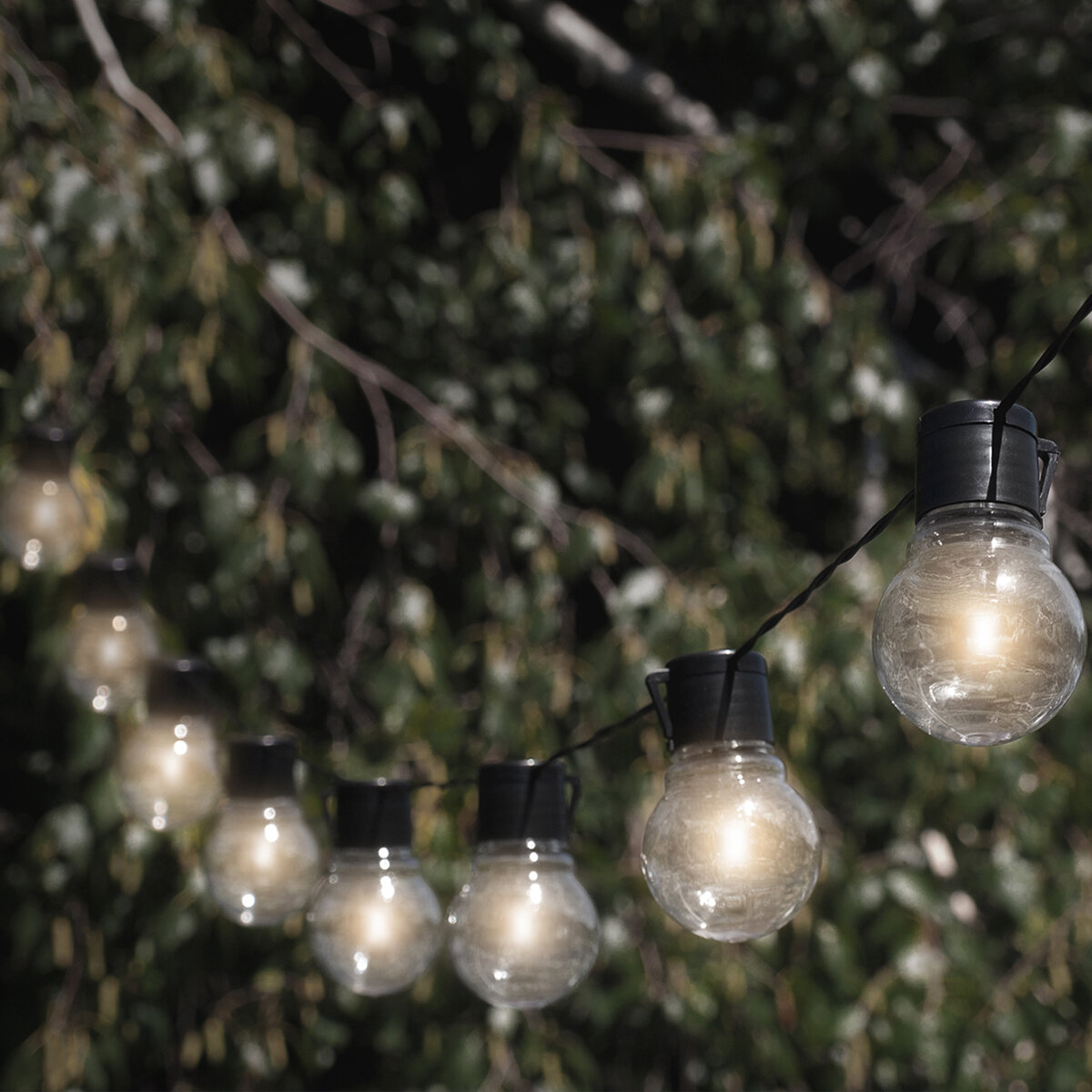 Outdoor Lighting Trees Outdoor solar lights for trees wayfair nitebulbs solar 10 light globe string lights workwithnaturefo