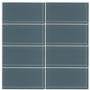 Dark Blue Subway Tile Wayfair