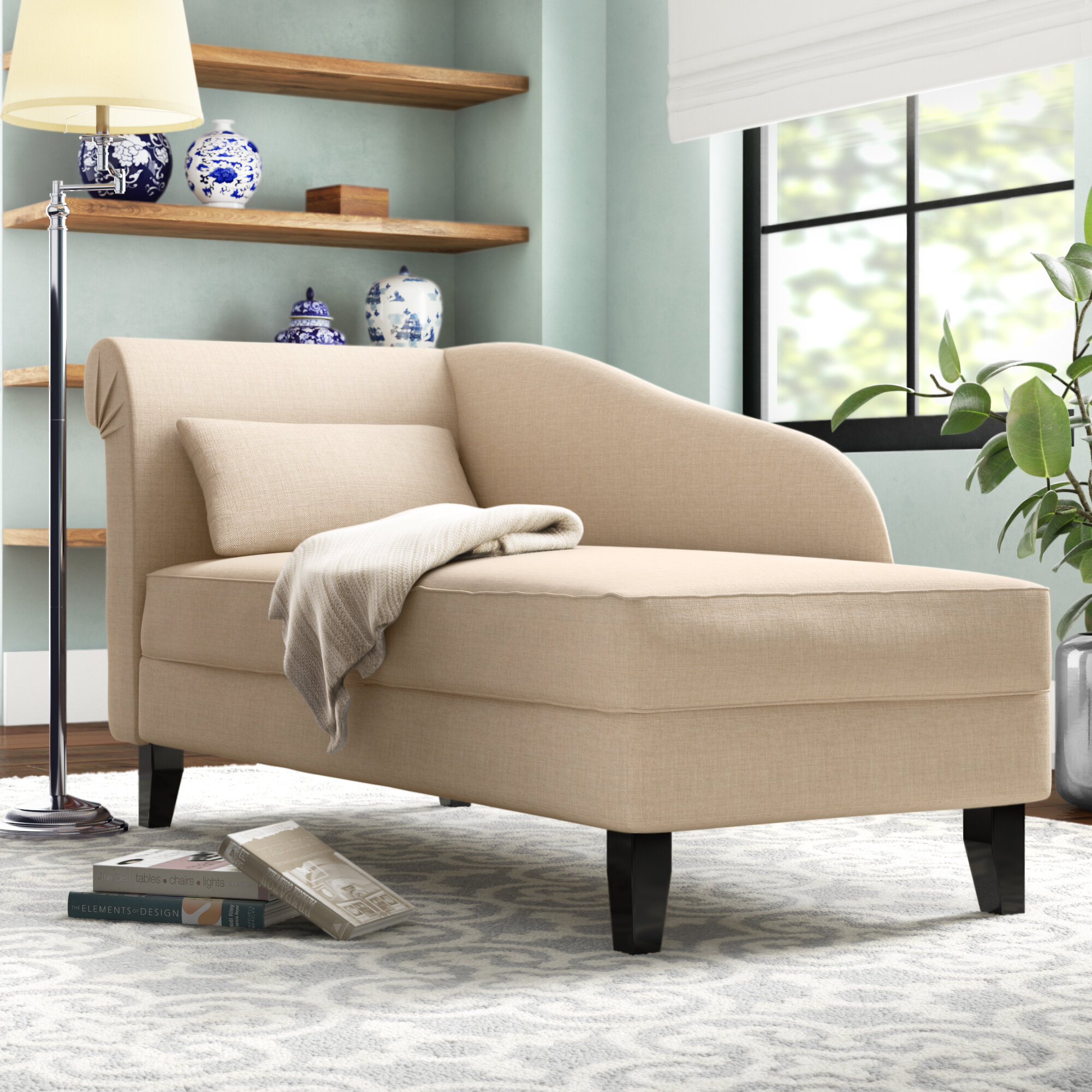 Chaise longue for newborns: reviews and features