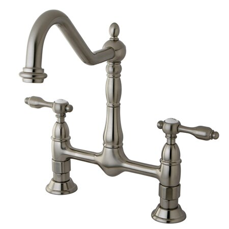 Kingston Br Kitchen Faucet Reviews Creepingthyme Info
