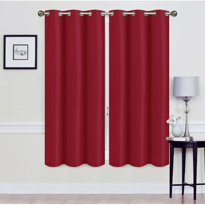Red Curtains Amp Drapes You Ll Love In 2019 Wayfair