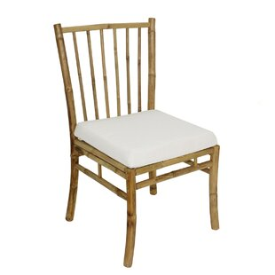 Attrayant Platani Bamboo Patio Dining Chair