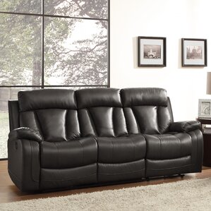Ackerman Double Reclining Sofa by Woodhaven Hill