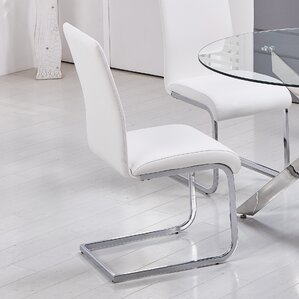 Upholstered Dining Chair (Set of 2) by BestMasterFurniture