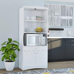 Danielson Microwave Cart