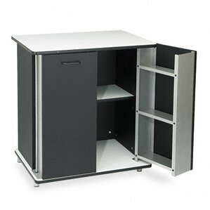 Vertiflex Refreshment Stand Kitchen Cart by Advantus Corp.