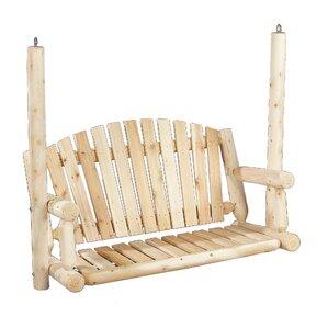 Wood Porch Swings You Ll Love Wayfair