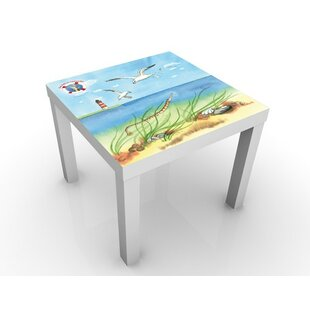 McDormand Little Pipefish Seagulls Children's Table by Metro Lane