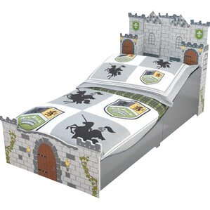Medieval Castle Toddler Platform Bed by KidKraft