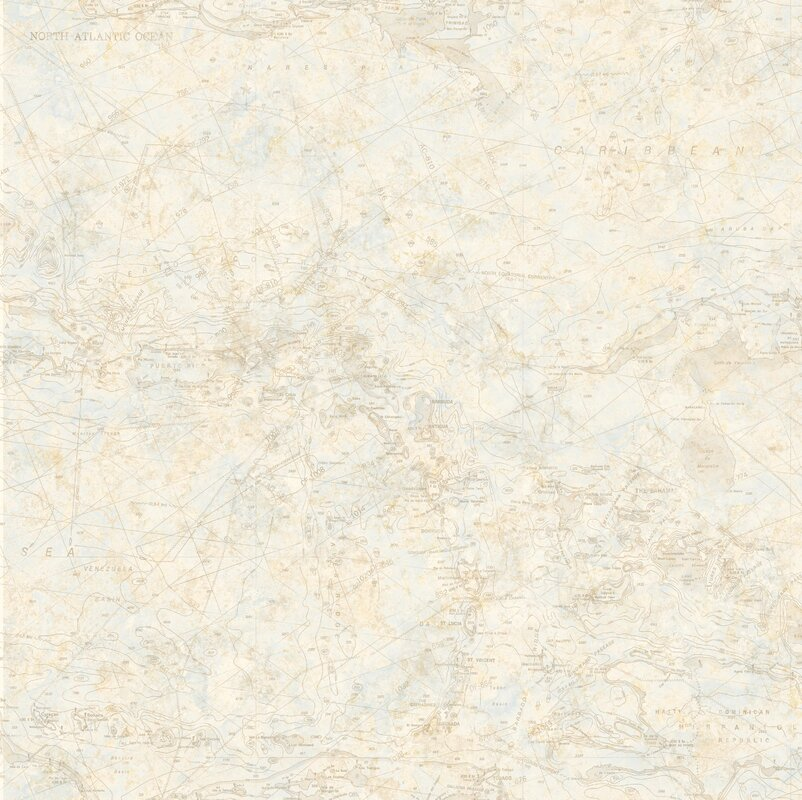 Brewster Home Fashions Borders By Chesapeake Mapped Charts