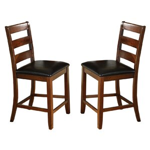 Bridlewood Dining Chair (Set of 2) by Loon Peak