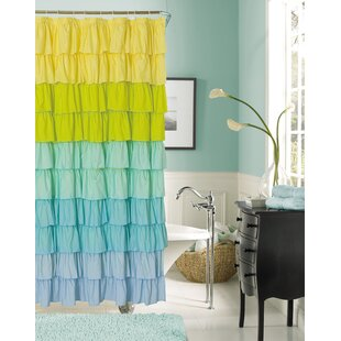 36 Inch Shower Curtain