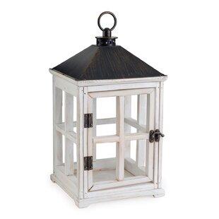 Driftwood Wooden Candle Warmer Lantern