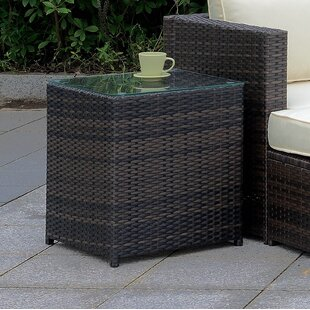 Outdoor Patio Side Table Wayfair