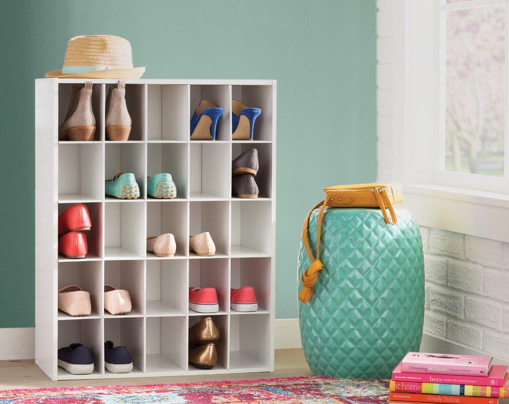 Closetmaid 25 Shoe Cube Organizer Amp Reviews Joss Amp Main