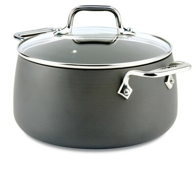 HA1 Stock Pot with Lid All-Clad