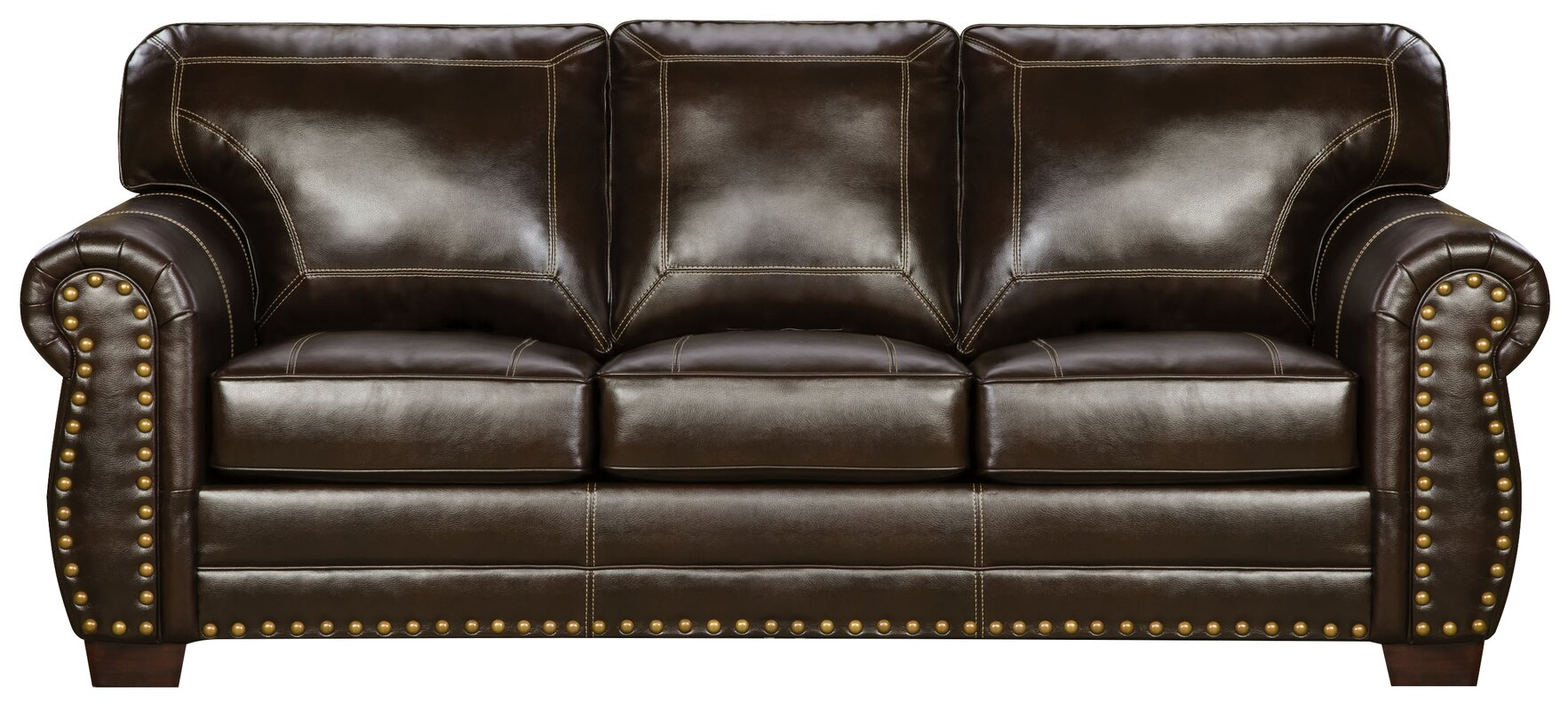Three Posts Simmons Upholstery Trafford Sofa & Reviews