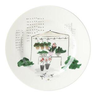 Kate Spade New York to Market Accent Plate  sc 1 st  Wayfair & Kate Spade Plastic Plates | Wayfair