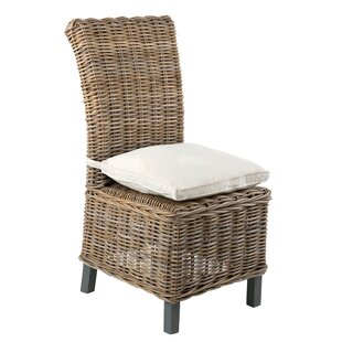 Vitiello Dining Chair With Cushion Set Of 2
