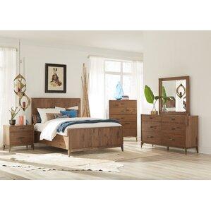 Destiny Panel Configurable Bedroom Set