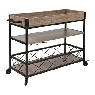 Kinard Bar Cart