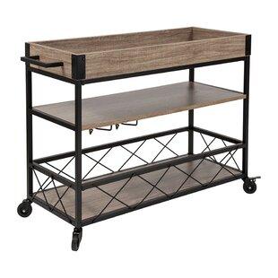 Kinard Bar Cart
