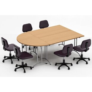 Round Conference Table Top Wayfair - Half circle conference table