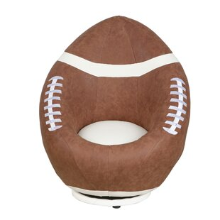 Merveilleux Football Kids Swivel Chair