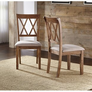 Skyline Upholstered Dining Chair Set Of 2