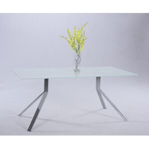 Kwandell Dining Table by Orren Ellis