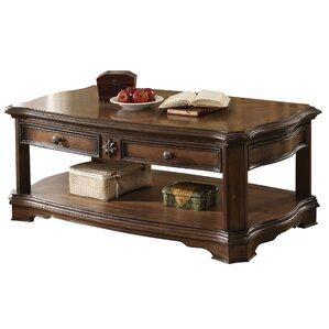 Allegany Coffee Table by Astoria Grand