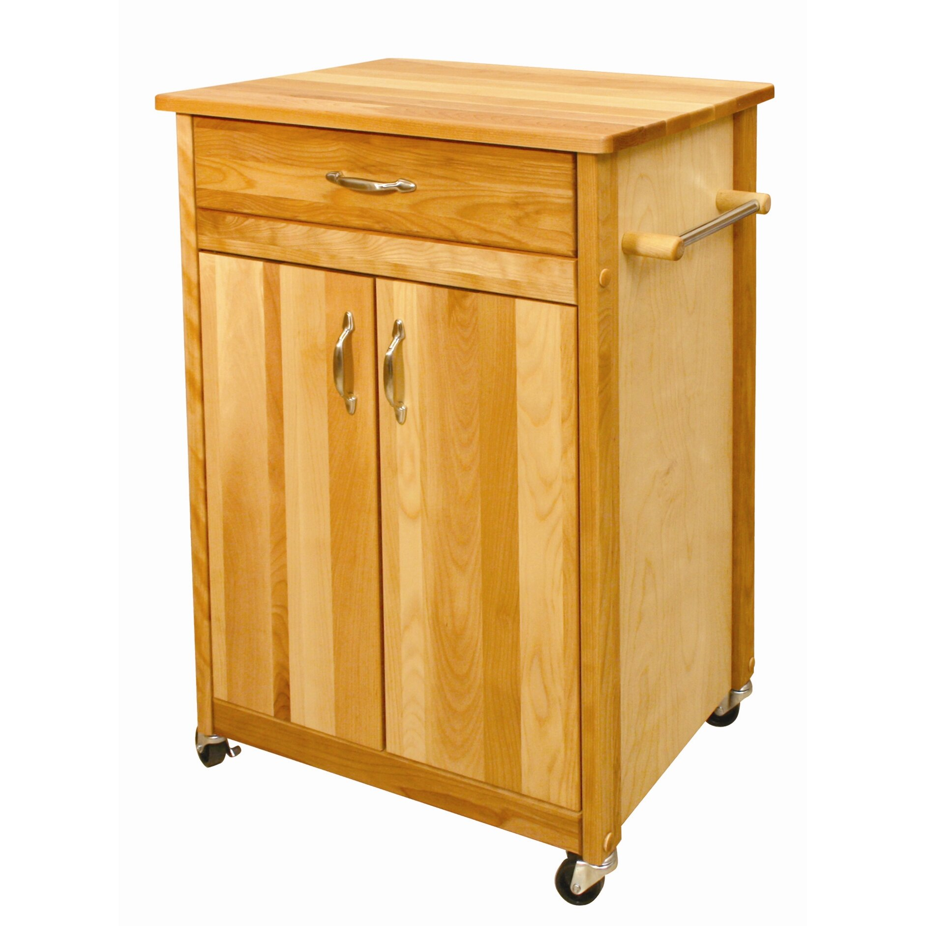 Catskill craftsmen kitchen cart reviews wayfair for Kitchen 1883 reviews